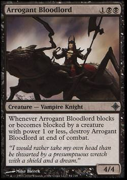 Arrogant Bloodlord (Arroganter Blutfürst)